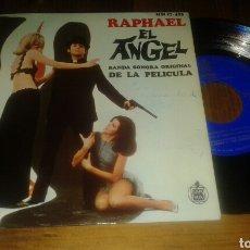 Discos de vinilo: RAPHAEL:CORAZON, CORAZON/EL ANGEL/VIVE TU VIDA/MADRE (EP.7