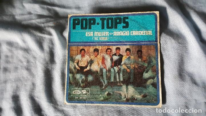 Discos de vinilo: POP TOPS ‎– Esa Mujer That Woman - Foto 1 - 66003694