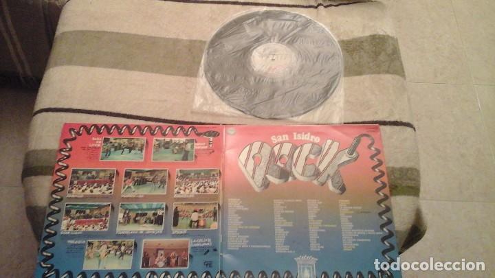 SAN ISIDRO ROCK - 1º DISCO DEL CONCURSO - KAKA DE LUXE, PARACELSO, MERMELADA ,ETC -1978 (Música - Discos - LP Vinilo - Grupos Españoles de los 70 y 80)