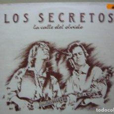 Discos de vinilo: LOS SECRETOS. LA CALLE DEL OLVIDO. TWINS 4T-0570 LP 1989 SPAIN. Lote 66084038