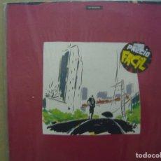 Discos de vinilo: LOS SECRETOS. CONTINUARA. TWINS T3056 LP 1988 SPAIN. Lote 66090082