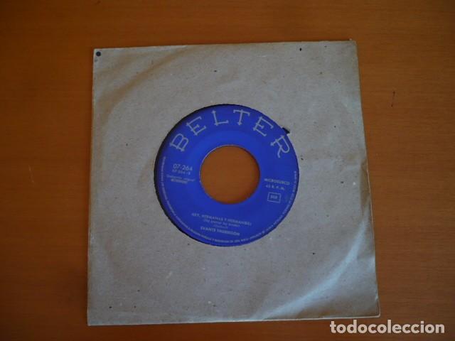 SVANTE THURESSON & ULLA HALLIN / UN NUEVO Y VIEJO VALS EUROVISIÓN (SINGLE 1966) (Música - Discos de Vinilo - Maxi Singles - Festival de Eurovisión)