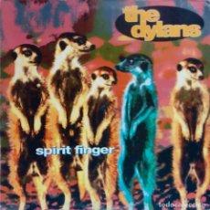 Discos de vinilo: THE DYLANS.SPIRIT FINGER.LP UK. CON FUNDA INTERIOR CON LETRAS.. Lote 66118154