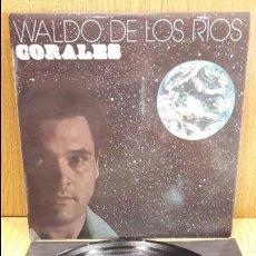 Discos de vinilo: WALDO DE LOS RÍOS. CORALES. LP / HISPAVOX - 1977 / MBC. ***/***. Lote 66129710