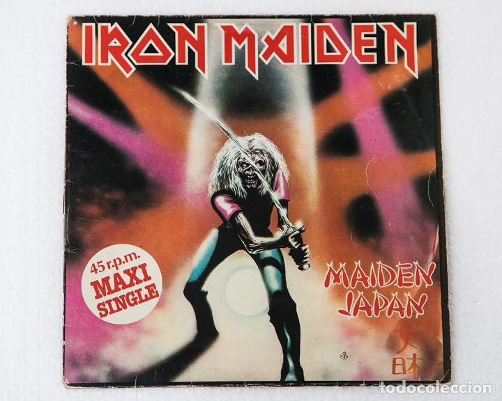 Iron maiden singles