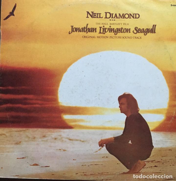 NEIL DIAMOND // JONATHAN LIVINGSTON SEAGULL (Música - Discos de Vinilo - EPs - Pop - Rock Internacional de los 70)