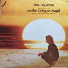 Discos de vinilo: NEIL DIAMOND // JONATHAN LIVINGSTON SEAGULL. Lote 66158874