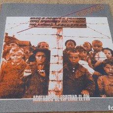 Discos de vinilo: ILEGALES - AGOTADOS DE ESPERAR EL FIN (LP ALBUM). Lote 87337068