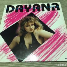 Discos de vinilo: DAYANA - I WANT YOUR LOVE - MAXI HIGH FASHION 89 HOLANDA SYNTH POP HI NRG. Lote 66179814