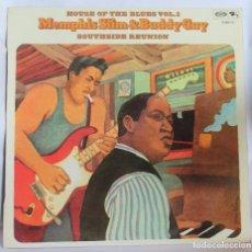 Discos de vinilo: VINILO LP: MEMPHIS SLIM & BUDDY GUY -SOUTHSIDE REUNION-. MOVIEPLAY 1975.. Lote 66209970