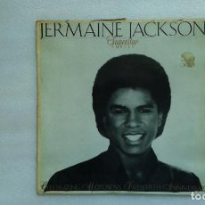 Discos de vinilo: JERMAINE JACKSON - MOTOWN SUPERSTAR SERIES LP 1985 EDICION ESPAÑOLA. Lote 66229842