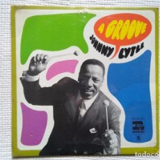 Discos de vinilo: JOHNNY LYTLE - '' A GROOVE '' LP USA SEALED!!. Lote 37895744