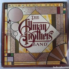Discos de vinilo: VINILO LP: THE ALLMAN BROTHERS BAND -ENLIGHTENED ROGUES-. CAPRICORN RECORDS 1979.. Lote 66234674