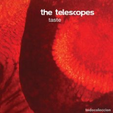 Discos de vinilo: LP THE TELESCOPES TASTE VINYL SHOEGAZE PSYCH ROCK VINYL. Lote 99535954