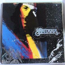 Discos de vinilo: VINILO LP: SANTANA -SPIRITS DANCING IN THE FLESH-. HISPAVOX 1972.. Lote 66242042