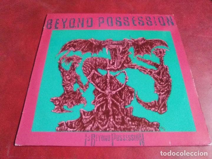 BEYOND POSSESSION ?IS BEYOND POSSESSION (METALLICA, SLAYER, MEGADETH, SODOM, KREATOR (Música - Discos de Vinilo - Maxi Singles - Heavy - Metal)