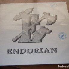 Discos de vinilo: ENDORIAN - TELESCOPIC PROBE / DRUNK FOR FUN - MAXISINGLE MOON 1994. Lote 66297614