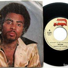Discos de vinilo: JESSE GREEN - 1,2,3 VAMOS (1,2,3 LET'S GO) - SINGLE RED BUS RECORDS 1981 BPY. Lote 66315106