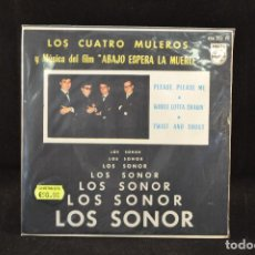 Discos de vinilo: LOS SONOR - LOS CUATRO MULEROS +3 - EP. Lote 66346570