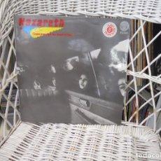 Discos de vinilo: NAZARETH– CLOSE ENOUGH FOR ROCK 'N' ROLL.LP EDCION ESPAÑOLA 1976.SELLO VERTIGO . Lote 66444130