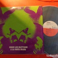 Discos de vinilo: EDDIE LEE MATTISON ?– A LA COSTA BRAVA - EDIGSA CM 246 LS - 1969. Lote 66454338