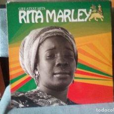 Discos de vinilo: RITA MARLEY ?– GREATEST HITS. Lote 66467906