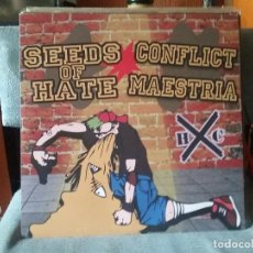 Discos de vinilo: AND*, CONFLICT MAESTRIA ?– SPLIT. Lote 66469118