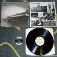 Discos de vinilo: PIG RIDER - HETEROPHONIES - LP [SOMMOR, 2015 · LIM. 300] FOLK PSYCHEDELIC ROCK. Lote 66487458