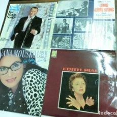 Discos de vinilo: LOTE DE 4 VINILOS EN MUY BUEN ESTADO . Lote 66501082