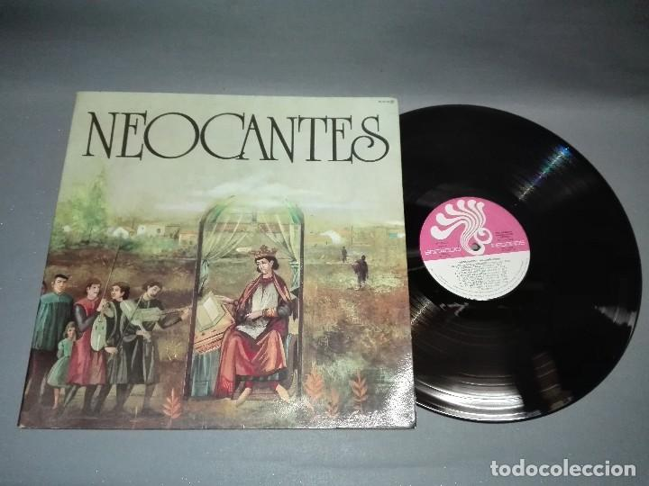 918- NEOCANTES DISCO LP - VINILO - PORTADA VG ++ / DISCO VG ++ (Música - Discos - LP Vinilo - Otros estilos)