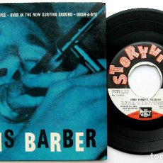 Discos de vinilo: CHRIS BARBER JAZZBAND - MAKIN' WHOPEE - EP STORYVILLE 1955 DINAMARCA BPY. Lote 66746158