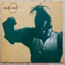 Discos de vinilo: LP SOUL II SOUL - CLUB CLASSICS VOL. ONE - VIRGIN 1989.. Lote 66762014
