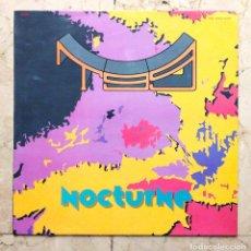 Discos de vinilo: MAXI SINGLE T99 NOCTURNE - CBS 1981.. Lote 66766594