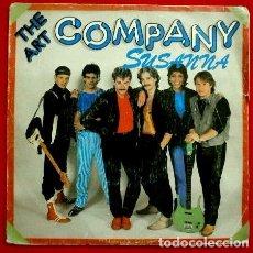 Discos de vinilo: THE ART COMPANY (SINGLE CBS 1983) SUSANNA - THE 17TH FLOOR. Lote 66784430