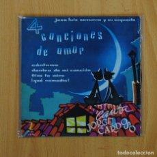 Discos de vinilo: JORGE CARDOSO - CANTAME + 3 - EP. Lote 66808510