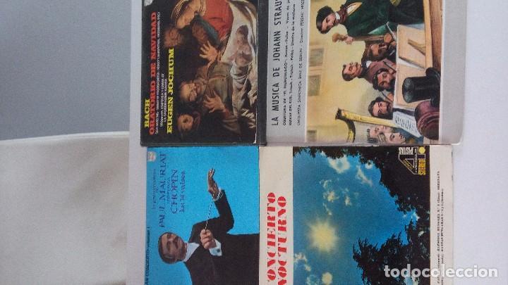 LOTE DE 18 DISCOS DE VINILO DE MUSICA CLASICA (Música - Discos de Vinilo - EPs - Clásica, Ópera, Zarzuela y Marchas)