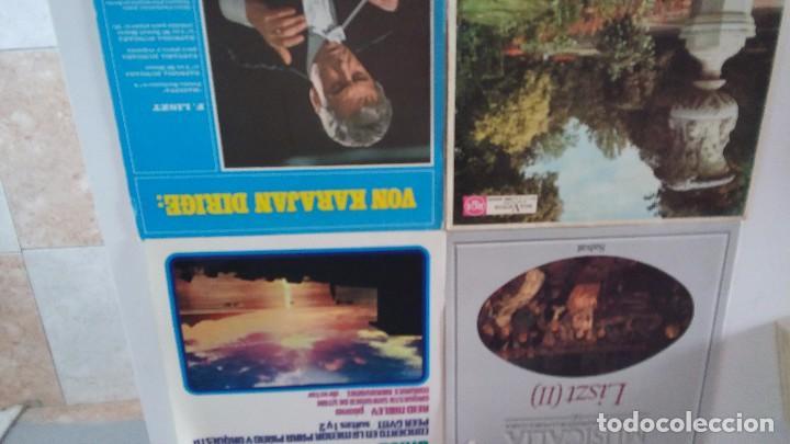 Discos de vinilo: Lote de 18 discos de vinilo de musica clasica - Foto 3 - 66809762