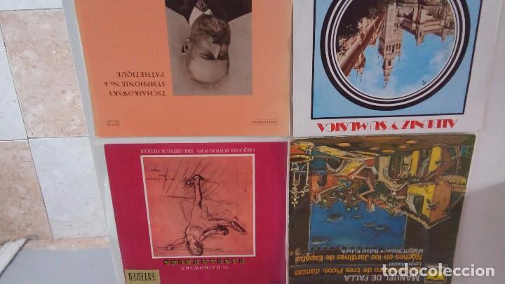 Discos de vinilo: Lote de 18 discos de vinilo de musica clasica - Foto 4 - 66809762