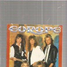 Discos de vinilo: EUROPE ROCK THE NIGHT. Lote 66811550