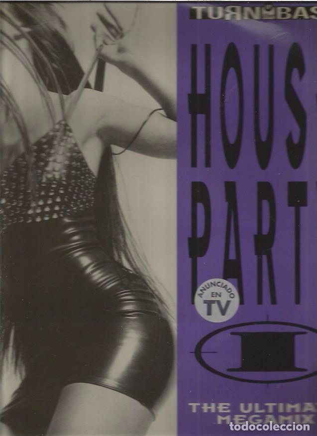 HOUSE PARTY (Música - Discos de Vinilo - Maxi Singles - Disco y Dance)