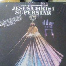 Discos de vinilo: DISCO LP DE LA BANDA SONORA DE JESUCRISTO SUPERSTAR DE LA PELÍCULA. Lote 66835734