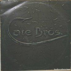Discos de vinilo: CATE BROS. CATE BROS. LP ASYLUM RECORDS 1975. Lote 66851114