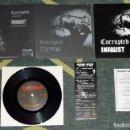 Discos de vinilo: CORRUPTED / INFAUST - SPLIT - 7'' [ BLIND DATE, 2002 · #24/111 · CHROMAGAN COVER VERSION]. Lote 66863194