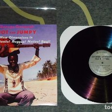 Discos de vinilo: GEORGE DANQUAH - HOT & JUMPY - LP [SECRET STASH RECORDS, 2011 · #797]. Lote 66865634