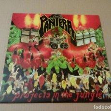 Discos de vinilo: PANTERA - PROJECTS IN THE JUNGLE (LP REEDICIÓN) NUEVO. Lote 205525152