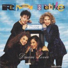 Discos de vinilo: THE REBEL PEBBLES,DREAM LOVER DEL 91. Lote 66894414