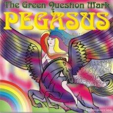 Discos de vinilo: GREEN QUESTION MARK, THE: PEGASUS EP: SHE´S A RAINBOW / LUCY LEAVE (BARRETT) / PEGASUS (HOLLIES) + 1. Lote 66897390