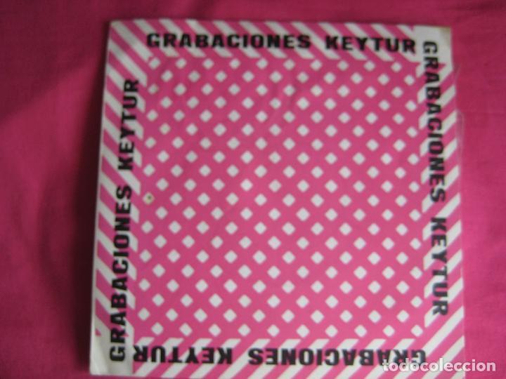SANJO GRABACIONES KEYTUR EP BARNAFON PRIVADO 1976 LA PRADERA/ EL OESTE/ SIEMPRE STOP +1 GROOVE JAZZY (Música - Discos de Vinilo - EPs - Grupos Españoles de los 70 y 80)