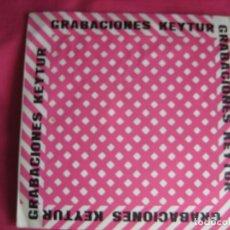 Discos de vinilo: SANJO GRABACIONES KEYTUR EP BARNAFON PRIVADO 1976 LA PRADERA/ EL OESTE/ SIEMPRE STOP +1 GROOVE JAZZY. Lote 87090711