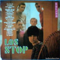 Discos de vinilo: LOS STOP - LA, LA, LA - EDICIÓN DE 1968 DE ESPAÑA. Lote 66905322